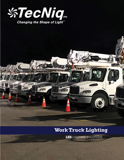 Work Truck Lighting Ordering Guide